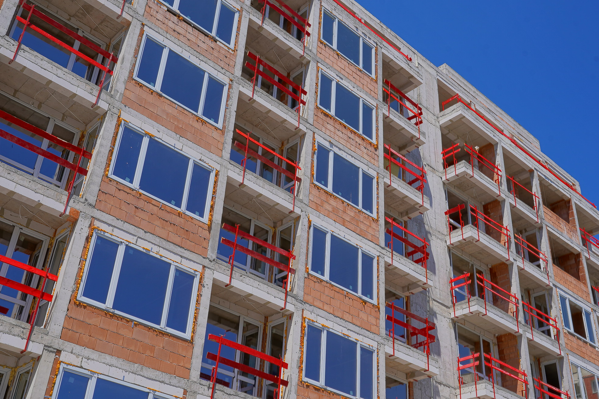Напредък на строителството на Cherkovna Residence 3 - Stonehard