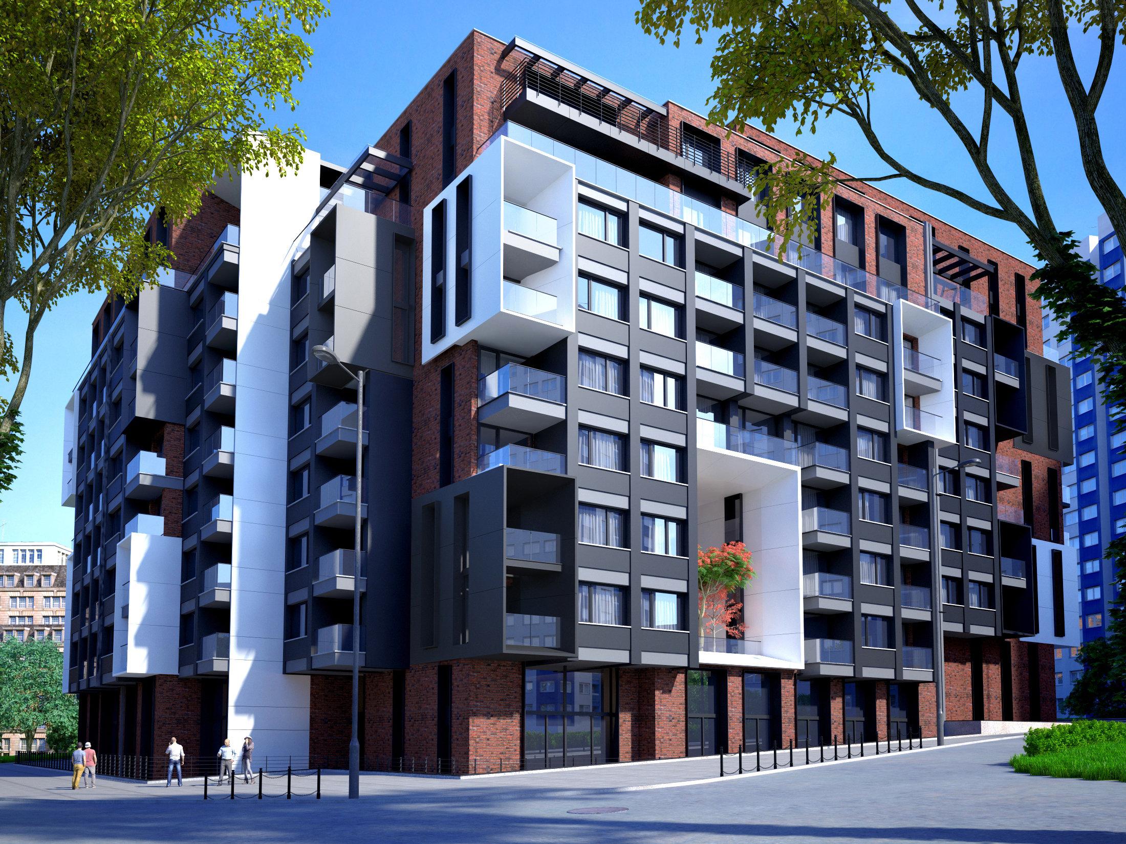Напредък на строителството на Cherkovna Residence 6 - Stonehard