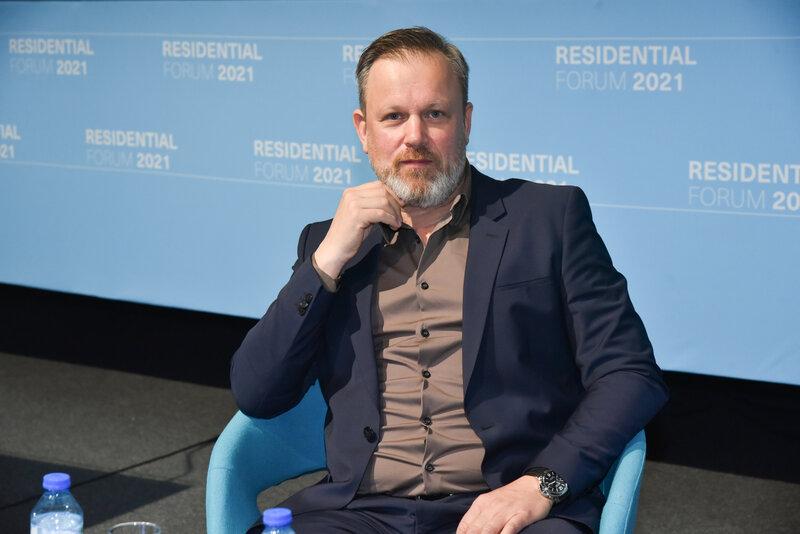 Никола Стоянов на Residential forum 2021: Пазарът на жилища и тенденциите при средата на обитаване2 - Stonehard