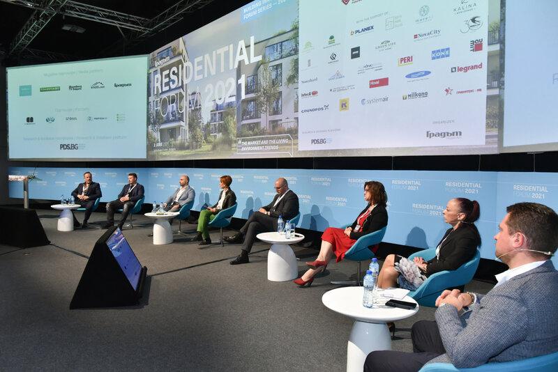 Никола Стоянов на Residential forum 2021: Пазарът на жилища и тенденциите при средата на обитаване4 - Stonehard