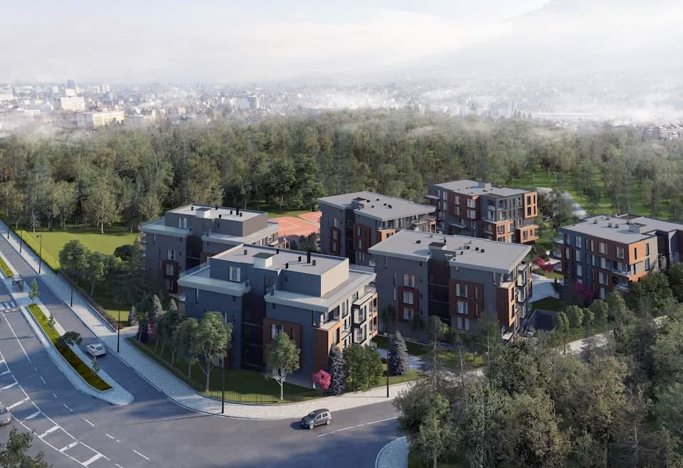 Статия в Градът.bg: Gloria Palace Residence - глътка чист въздух в подножието на Витоша1 - Stonehard
