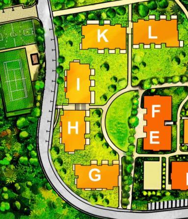 Генерален план: Апартаменти за продажба в Green Life Beach Paradise Gardens