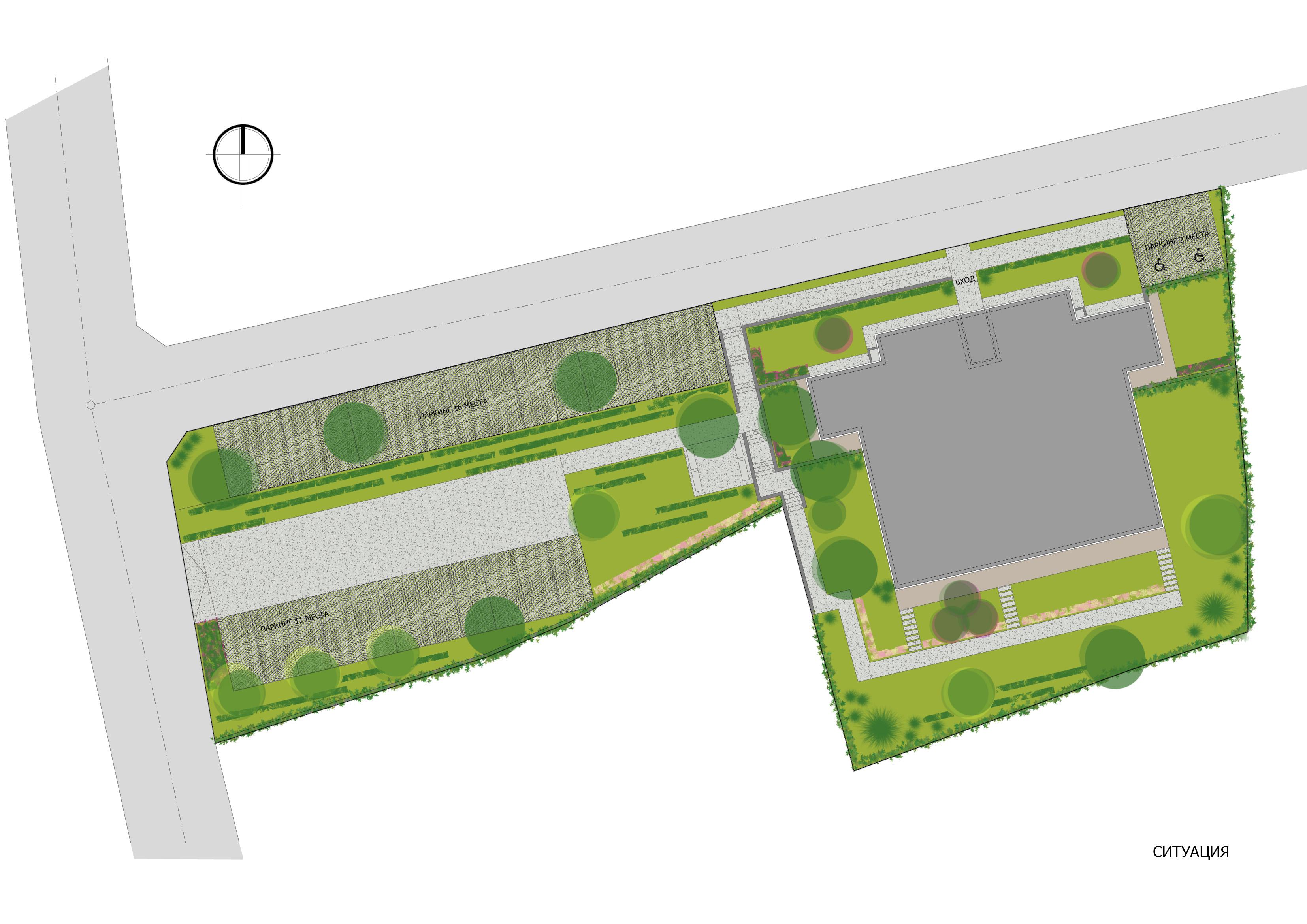 Генерален план: Aпартаменти с отлична локация и морска панорама в кв. Траката